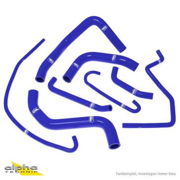 8-teiliges Kühlerschlauch-Kit, Suzuki GSX R 750, 11 --