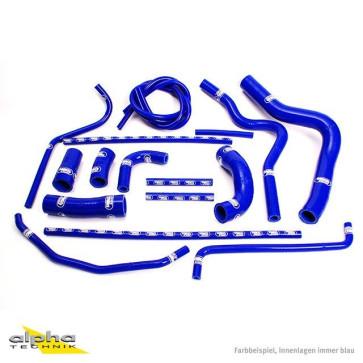 16-teiliges Kühlerschlauch-Kit, Yamaha YZF R1, 04-06