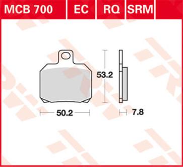 Bremsbeläge, Hinterachse SH, KTM 1290 Super Duke, 14 --