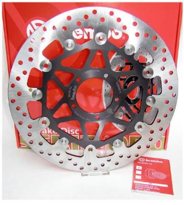 Brembo Bremsscheibe Serie Oro vorne, Ducati 1198, 10-11