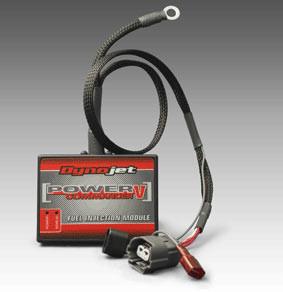 Power Commander 5, Triumph Daytona 675, 09-12