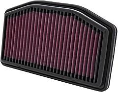 K&N Luftfilter, Yamaha YZF R1, 09-14