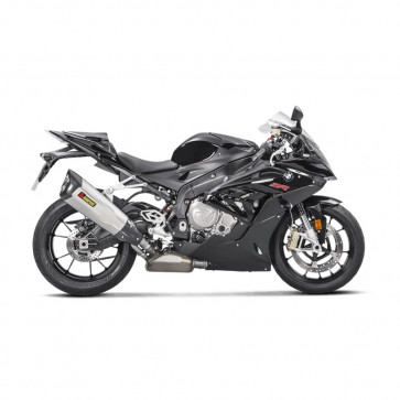 SLIP-ON-Linie, BMW S1000 RR, Titan 17-18