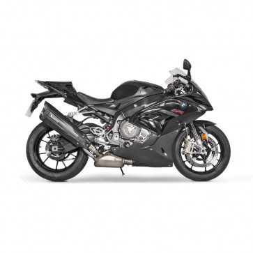 SLIP-ON-Linie Black Edition, BMW S1000 RR, 17-18