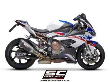 SC Project  SC1-M Schalldämpfer, BMW S1000 RR 19-20  Euro 4