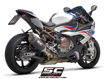 SC Project  SC1-R Schalldämpfer, BMW S1000 RR 20-21 Euro 5
