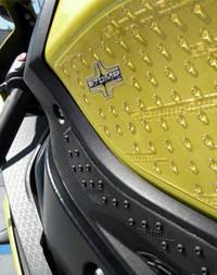 Stompgrip, Suzuki GSX R 1000, 03-04