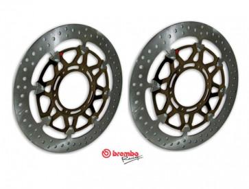 Brembo T-Drive Bremsscheiben Kit, Suzuki GSX R 750, 06-07