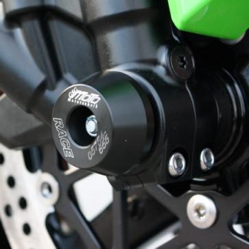 Achspad Vorderrad Kawasaki ZX 10 R, 16 --