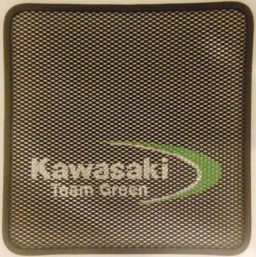 Kühlergitter mit Logo, Kawasaki ZX10 R, 04-05