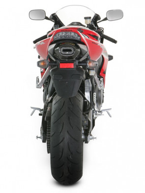 SLIP-ON-Linie 06-07, Honda CBR 1000 RR, Carbon
