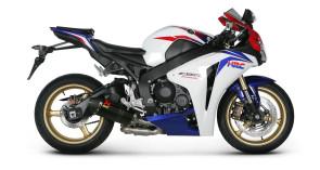 SLIP-ON-Linie 08-13, Honda CBR 1000 RR, Titan