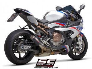 SC Project CRT Schalldämpfer, BMW S1000 RR 20-21 Euro 5