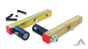 Kern Stabi, Frontständer Adapter, Aufsatzgestell Pin/Radial-Bremse