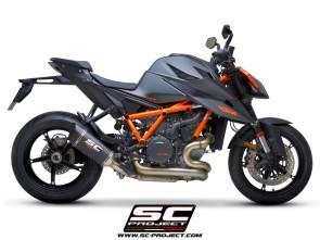 SC Project SC1-R Schalldämpfer KTM 1290 Bj. 2020 Euro 4
