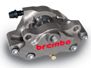 Brembo Bremszange P2 34 CNC hinten, Aprilia RSV 4, 09-14