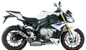 SC Project  GP70 R Schalldämpfer, BMW S1000 R 17-20