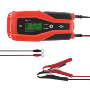 JMP Skan 8.0 Batterie Ladegerät 12V 2-8A