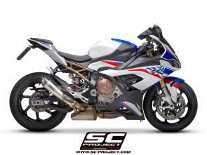 SC Project S1 Schalldämpfer, BMW S1000 RR 19-20