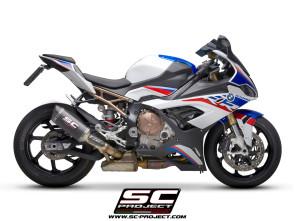 SC Project  SC1-M Schalldämpfer, BMW S1000 RR 19-20